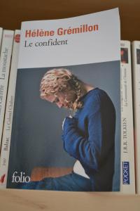 Helene Gremillon confident