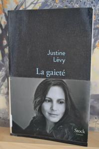 la gaiete Justine Levy